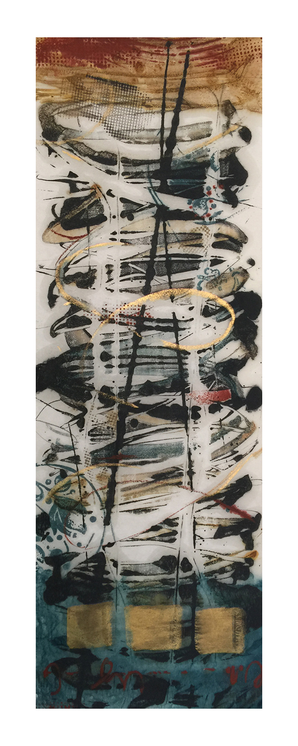 Cycle, 37x13in, SOLD