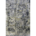 Craigslist, encaustic, 9.5x6.5in, Disquietude, 2010; Gallery of Visual Arts, University of Montana